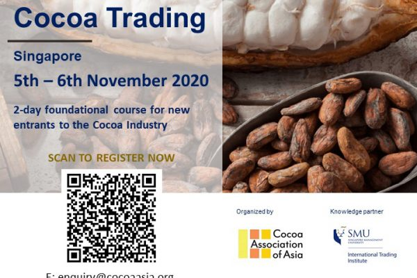 Introduction to Cocoa Trading Programme